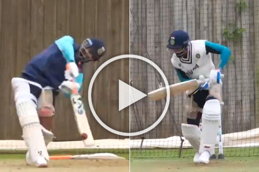 World Test Championship Final, IND Vs NZ: India Conduct First Group Training - WATCH