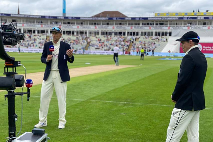 ENG Vs NZ, 2nd Test, Day 1: Dan Lawrence's Fifty, Rory Burns 81 Help England Reach 258/7 - Highlights