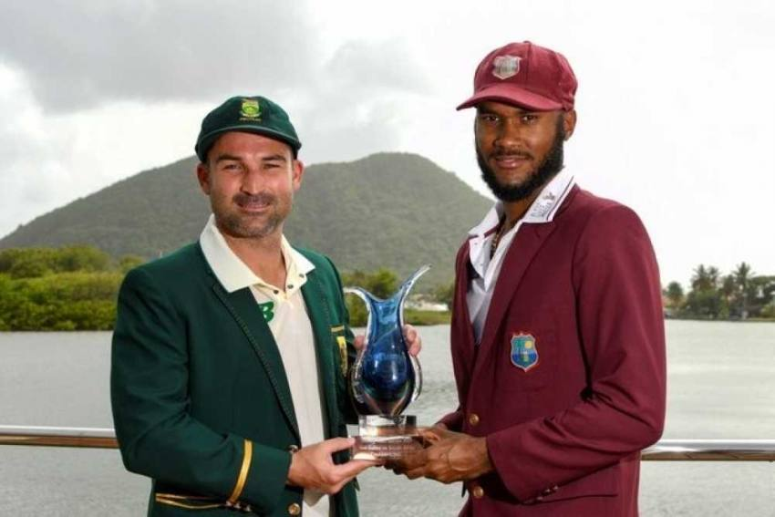 WI Vs SA, 1st Test, Day 1: South Africa Bundle Out West Indies For 97, Take 31-run Lead - Highlights