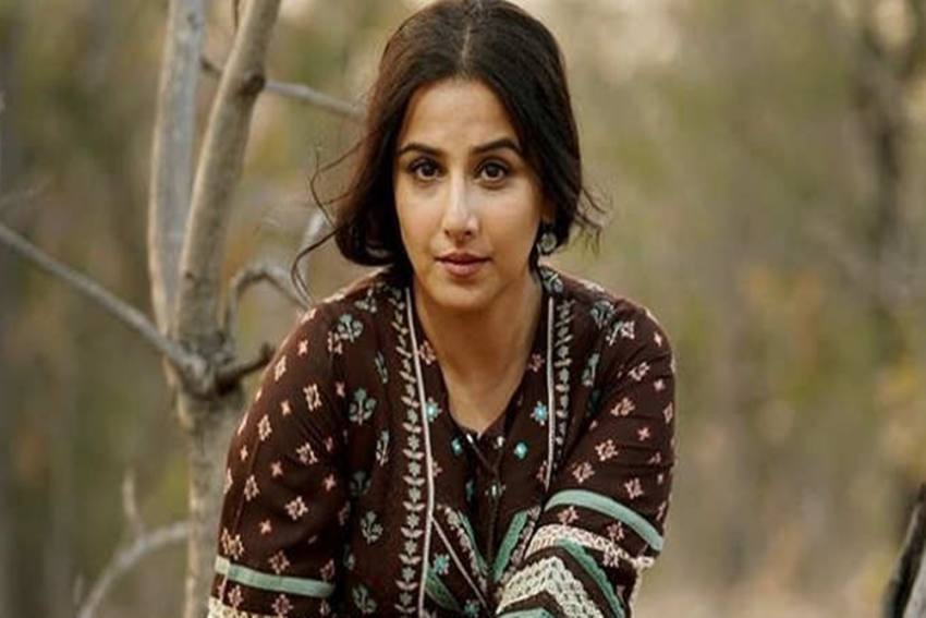 'Sherni' In A Man's World: Vidya Balan On The Challenges Of Playing A Forest Officer