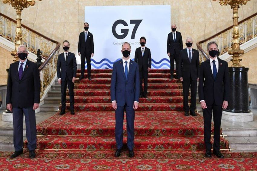 Allies Hope To Bond, Look Beyond Covid-19 At G-7 Summit In UK