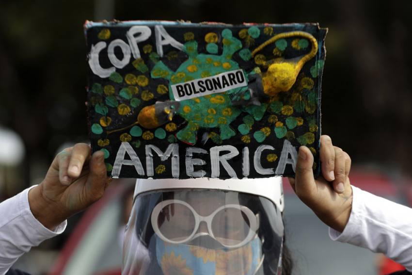 Brazil's Top Court Allows Copa America Despite COVID-19 Worries