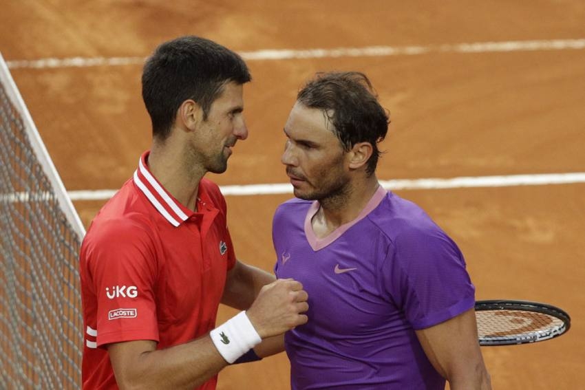 When And Where To Watch Rafael Nadal Vs Novak Djokovic French Open Semi Finals Live In India