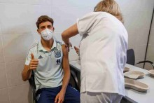EURO 2020: Fearing COVID-19 Outbreak Spain Sends Army To Vaccinate Its Football Team
