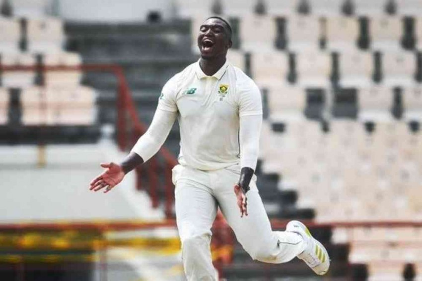 WI Vs SA, 1st Test: Lungi Ngidi Takes 5-19, West Indies All Out For 97