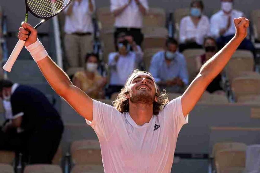 French Open: Stefanos Tsitsipas Tops Alexander Zverev To Enter Maiden Grand Slam Final