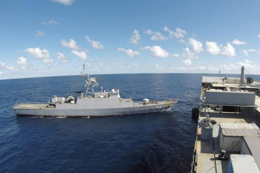 Amid Venezuela Concerns Iran Sends Warships To Atlantic