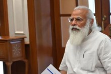 PM Modi Meets Ministers To Take Stock Of Work Done By Them In Last 2 Years