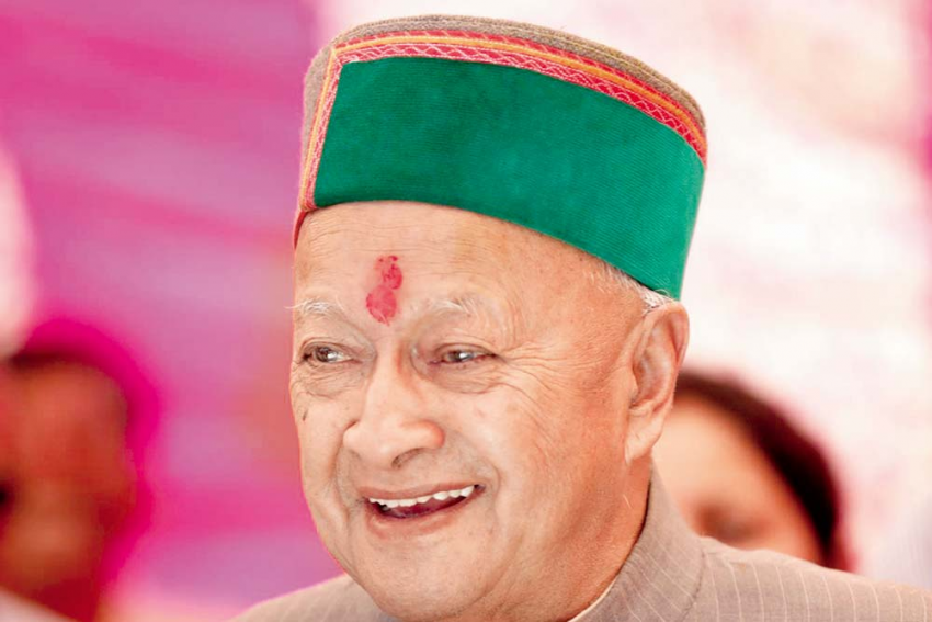 Congress Veteran And Six-Time CM Virbhadra Singh Dies At 87 After Prolonged Illness