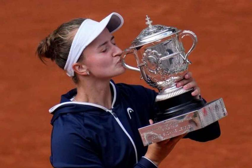 French Open: Unseeded Barbora Krejcikova Wins Maiden Grand Slam Title