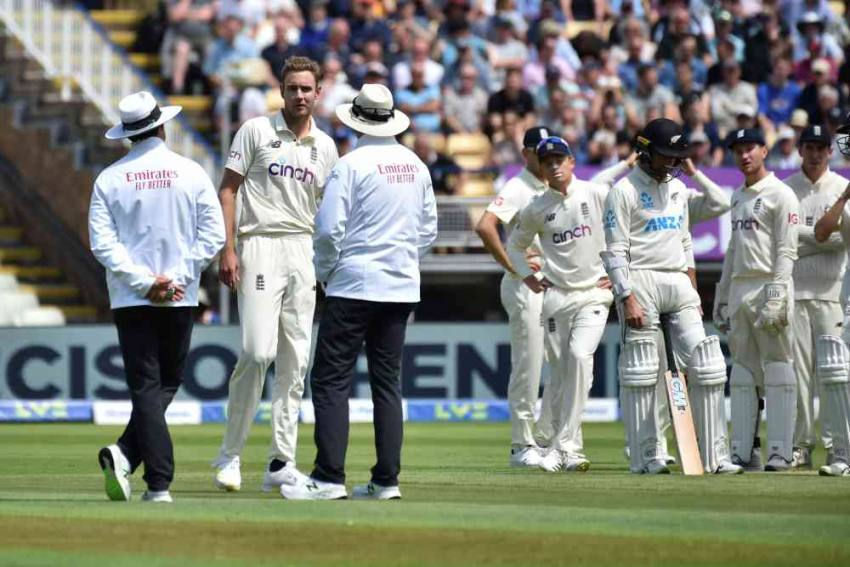 ENG Vs NZ: Stuart Broad Wants ICC To Do Away With Soft Signal Rule