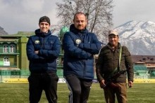 Real Kashmir FC Coach David Robertson Honoured With British Empire Medal For His Work In Valley