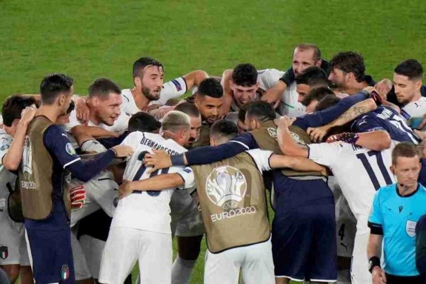 Euro 2020: Roberto Mancini's Italy Extend Their Unbeaten Streak To 28 Matches