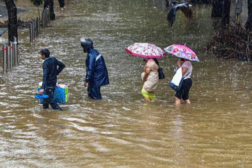 As Heavy Rains Lash Mumbai, City On High Alert; Monsoon To Arrive Early In Delhi