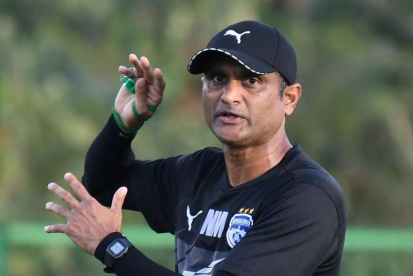 ISL 2022: Naushad Moosa Inks New Three-year Deal With Bengaluru FC