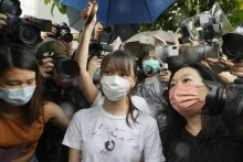 China Releases Hong Kong-Based Pro-Democracy Activist Agnes Chow