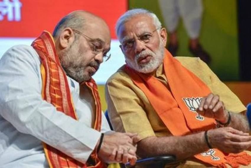 Amid Speculations Of Union Cabinet reshuffle, PM Modi Holds Meet With Amit Shah, JP Nadda