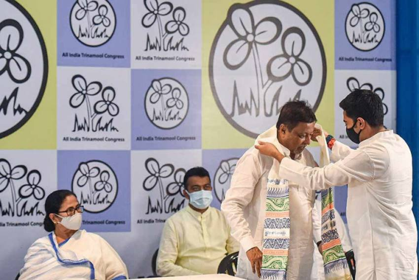 In New Innings At TMC, Mukul Roy Likely To Take It Slow