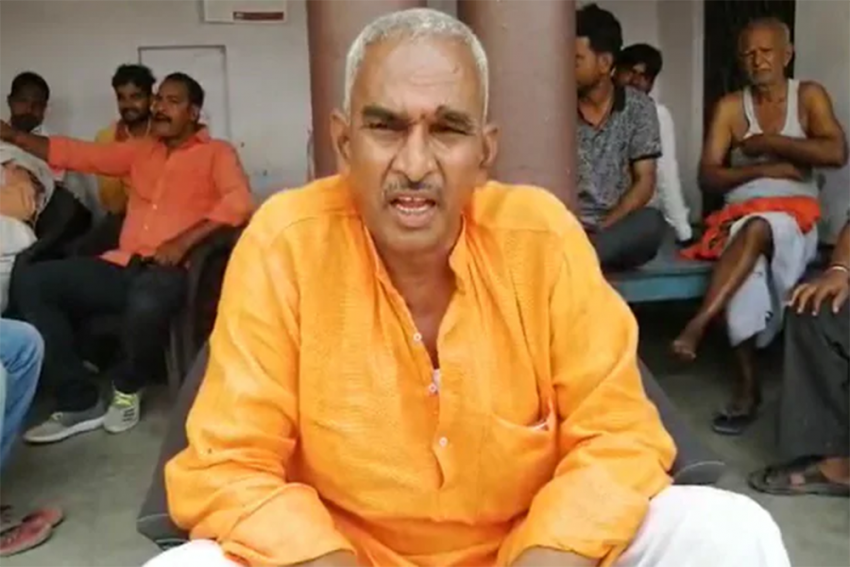 Had Sardar Patel Instead Of Nehru Been India's First PM, We Would Have Been A Hindu Rashtra: BJP MLA