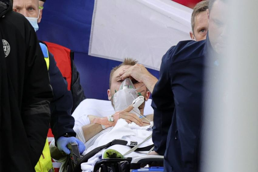 Euro 2020: Christian Eriksen Sends 'His Greetings' To Denmark Teammates After Collapse