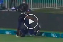 PSL 2021: Faf Du Plessis Suffers Concussion After Scary Collision During Pakistan Super League Game - VIDEO