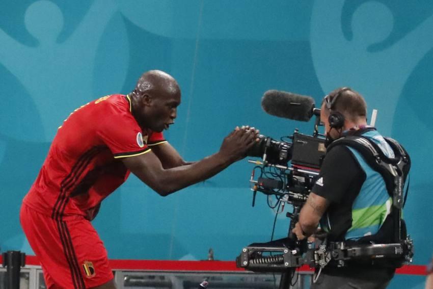 Euro 2020: Romelu Lukaku Sends Message To Christian Eriksen As Belgium Beat Russia