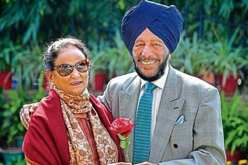 Milkha Singh's Wife, Nirmal Dies Of COVID-19