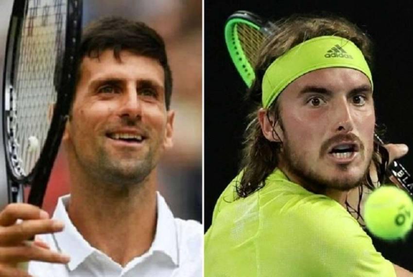 French Open 2021: Novak Djokovic Meets Stefanos Tsitsipas In Old Vs New Final at Roland Garros
