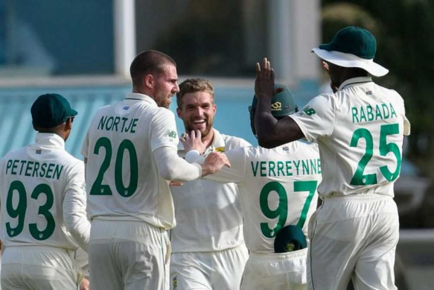 WI Vs SA, 1st Test: Kagiso Rabada's 5/34 Helps South Africa Beat West Indies By Innings And 63 runs - Highlights