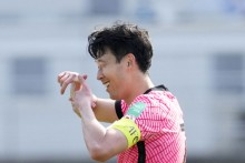 Son Heung-min Penalty Helps South Korea Advance In Asian World Cup Qualifying