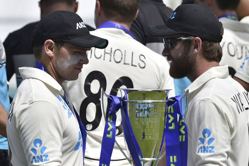 ICC Test Rankings: New Zealand Dislodge India From Top Spot