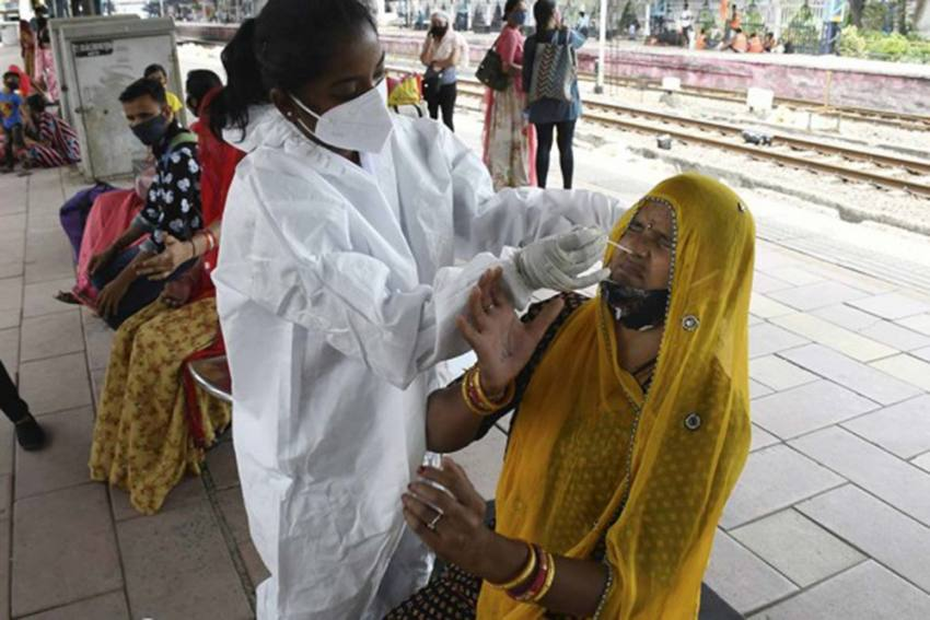 With 80k New Cases, India's Daily Covid Rise Under One-Lakh Mark For 6th Straight Day