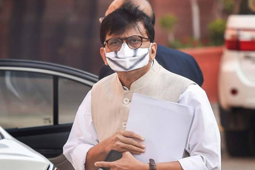 BJP Treated Shiv Sena Like Its Slave When We Were In Power In Maharashtra In 2014: Sanjay Raut