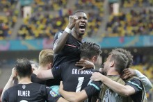 Euro 2020: Subs Score Late To Give Austria 3-1 Win Over North Macedonia