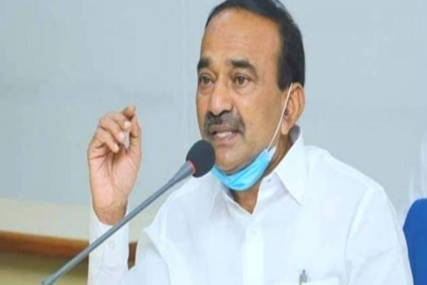 Former Telangana Health Minister Etela Rajender Joins BJP