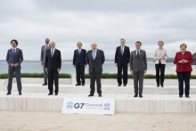 Tokyo Olympics: Japanese PM Yoshihide Suga Wins Support From G-7 For Hosting Games