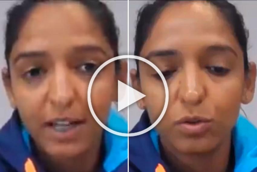 VIDEO: India Women Mentally Prepared For England Test, Says Harmanpreet Kaur