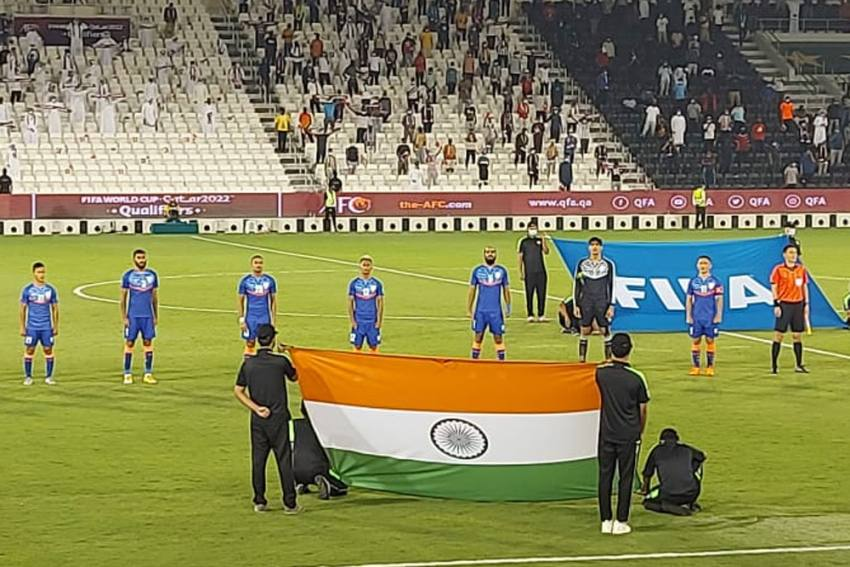 IND Vs AFG, Football Live Streaming: When And Where To Watch India's 2022 FIFA World Cup Qualifier