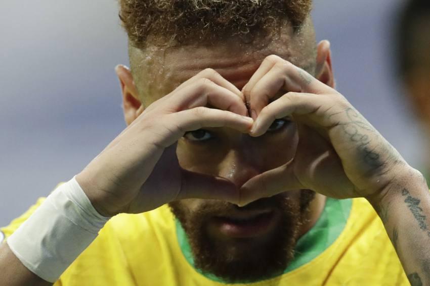 Copa America: Neymar Stars As Brazil Thrash Venezuela, Colombia Beat Bolivia