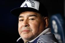 Copa America: Diego Maradona Gets A Tribute At Argentina-Chile Match