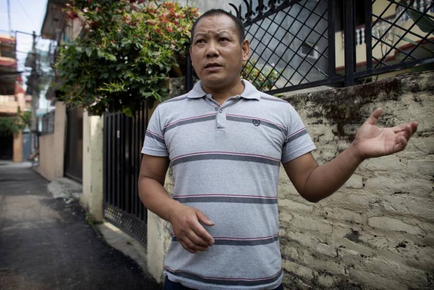 Trekking Guide Ang Phurba Sherpa Is Using His Savings To Help Colleagues During Pandemic
