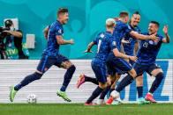 Euro 2020: Milan Skriniar Stifles Robert Lewandoswki As Slovakia Beat  Poland 2-1