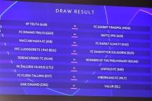 UEFA Champions League: Dinamo Zagreb Headline Qualifying Draw