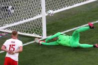Euro 2020: Poland Goalkeeper Wojciech Szczesny's Own-goal Continues His Run Of Bad Luck