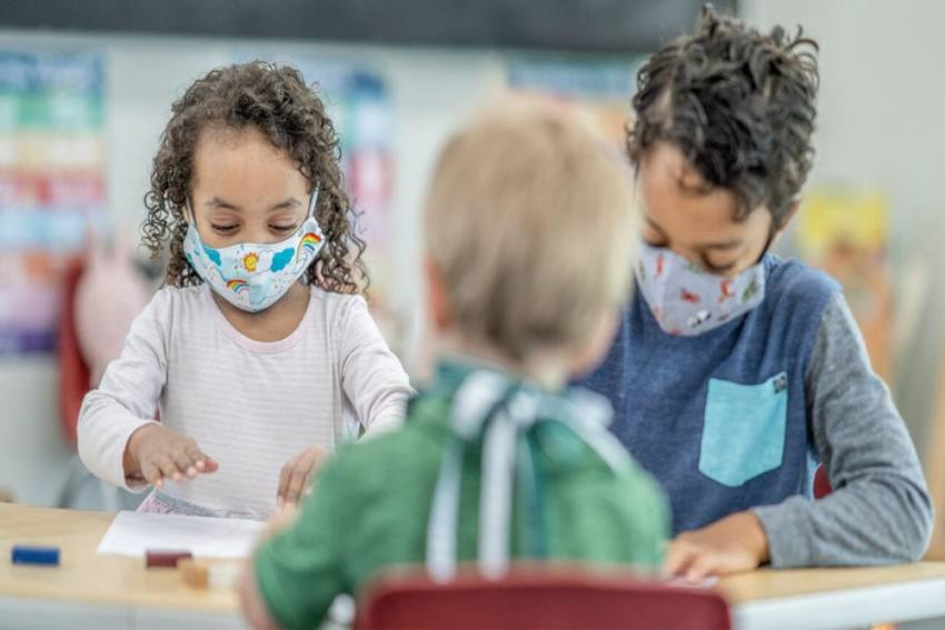 How To Support Kids' Mental Health During The Covid-19 Pandemic