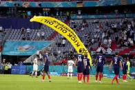 Euro 2020: People Hurt By Parachuting Protestor During France-Germany European Championship Game