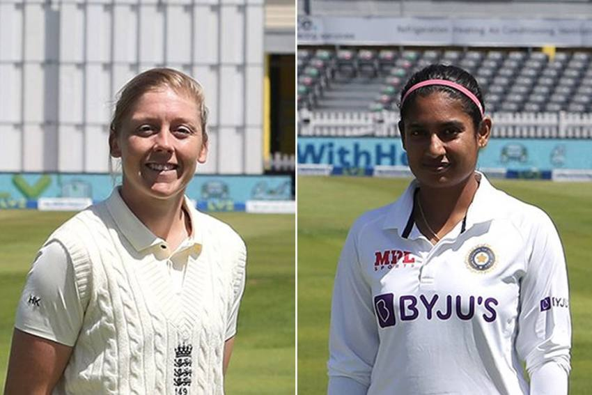 ENG Women Vs IND Women, One-off Test, Day 1: India Fight Back With Cluster Of Wickets After Heather Knight Show - Highlights