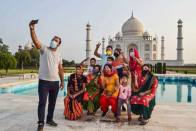 All ASI-Protected Monuments Including Taj Mahal And Red Fort Reopen After Two Months