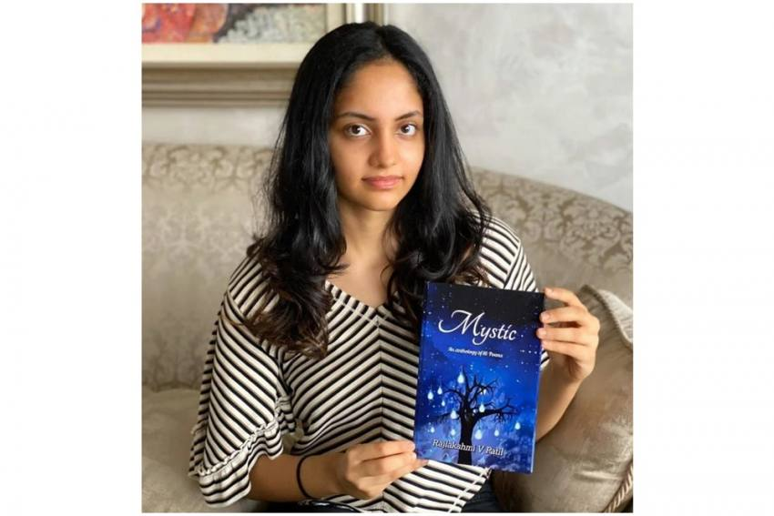 Rajalakshmi Patil's Powerful Poetry Collection 'Mystic' Touches A Chord With The Readers