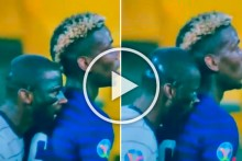 Euro 2020: Antonio Rudiger Regrets Putting Mouth on Paul Pogba's Back - VIDEO